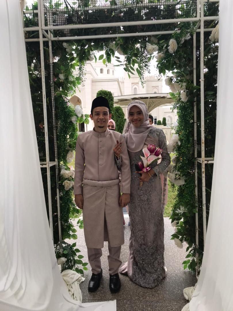 Aina & Hafiz
